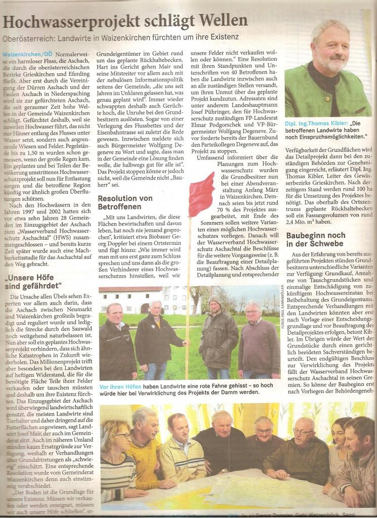 Bericht Bayerisches Wochenblatt 001