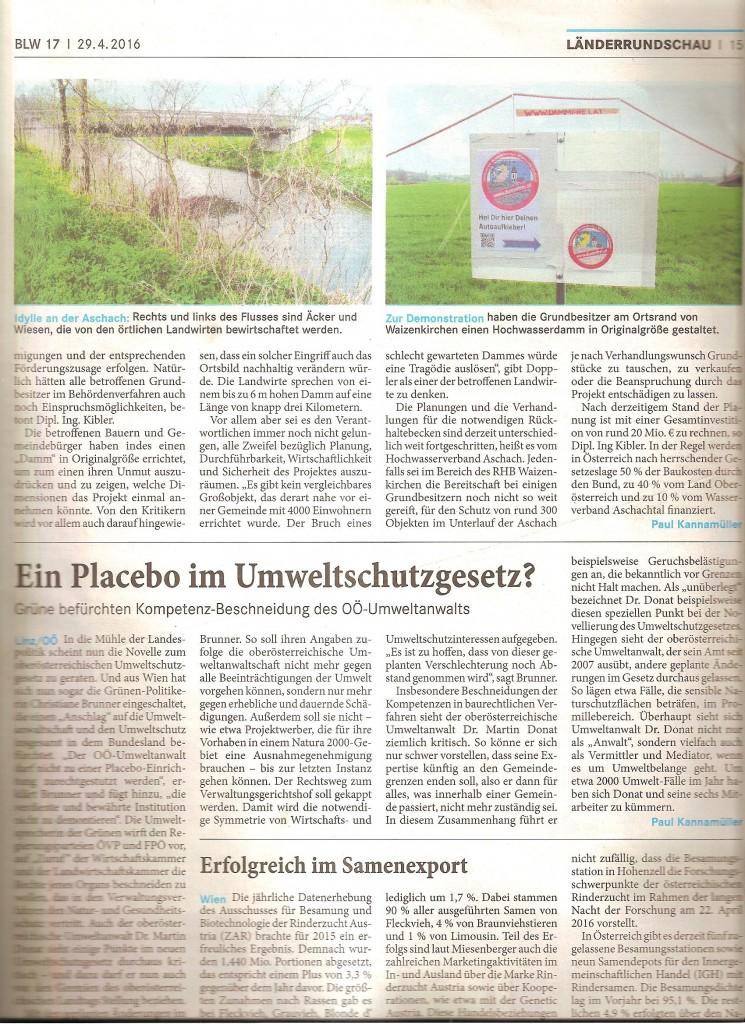 Bericht Bayerisches Wochenblatt 002